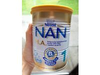 Brand new Nestle nan 1 h.a. 5 tins formula milk