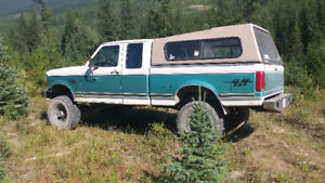 1996 Ford F-250 4x4