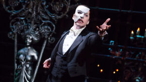 Buy tickets for Phantom Of The Opera