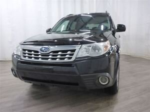 2011 Subaru Forester 2.5 X No Accidents Heated Seats