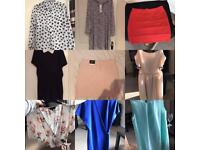 Variety of women's clothing - size 10/12