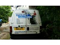 Stairlift repair stairlifts removed reconditioned stair lifts stair lift servicing