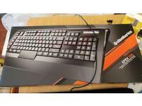 Steel Series Apex 300 keyboard
