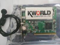 KWORLD DVB-T PCI TV CARD