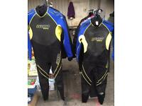 Wet suits PEGASO sporting New £25