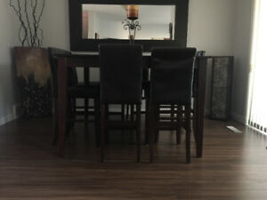8 piece Dining Table for sale