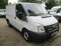 2012 Ford Transit 2.2TDCi NO VAT 140000 MILES GUARANTEED 280 SWB 6 SPEED