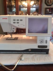 Janome Memory Craft 11000