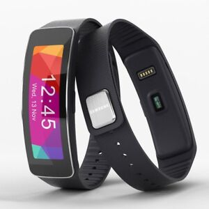 Samsung Gear Fit with box and all accessories for amazing price!