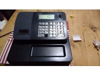Casio Se-g1 Cash Register Till - cheap and cheerful £30~~~~~~~~~~~~~~~