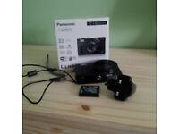 Panasonic Lumix Digital Camera, Travel Size with GPS and wifi