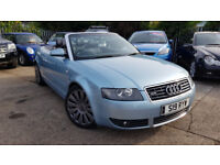 2005 AUDI A4 CABRIOLET SPORT 3.0 QUATTRO AUTO,TIMING BELT DONE!!!VERY GOOD CONDITION