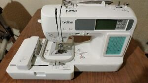 Brother He-240 Sewing and Embroidery for $650 ONLY!