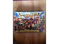Warhammer 40000 second edition set retro 1993 boxed board game