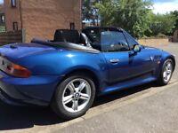 BMW Z3 1999 2Ltrs Roadster