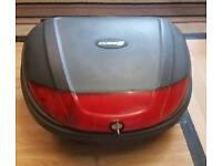 Large motorbike top box