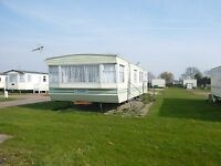 Caravan to rent in Skegness