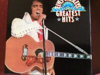 Elvis Presley's greatest hits box set