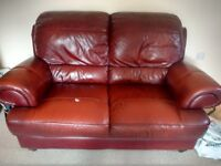 Sofa and memory foam matress