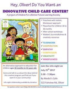 New Oliver Child Care center