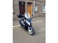 Honda S WING 125 spares and repairs