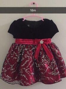 Baby Girl Formal Dresses (Christmas)