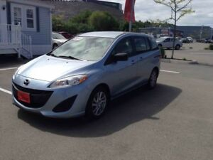 2012 Mazda Mazda5 GS..$132 B/W..6 PASS..AIR..POWER GROUP..ALLOYS