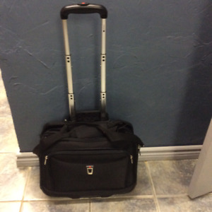 Travel laptop suitcase