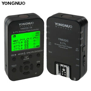 YONGNUO YN622N-KIT Wireless i-TTL Flash Trigger Kit and more