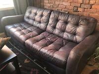 Great Funky Purple Sofa
