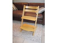 Stokke Tripp Trapp high chair good condition STOKE BISHOP, BRISTOL