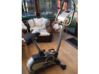 Marcy Deluxe Magnetic Exercise Cycle