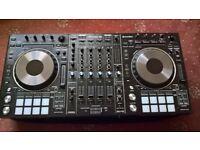 Pioneer DDJ RZ. Dj decks dj equipment. Numark, digital dj, bargain