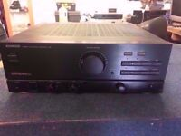 KENWOOD A-63 INTERGRATED AMPLIFIER