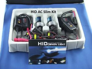 AC Digital Slim HID Xenon Kit with Warranty