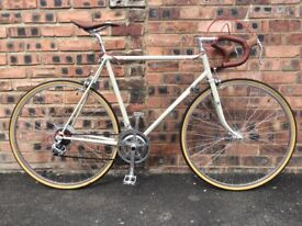 Vintage Raleigh bicycle