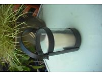 iron and clay, rivet lantern