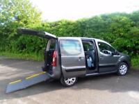 Citroen Berlingo 1.6HDi ( 90bhp ) Plus WAV Wheelchair Accessible Vehicle