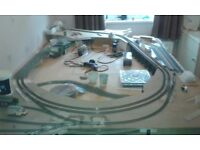 N Gauge Model Railway Layout unfinished project