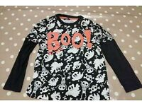 5-6 year old long sleeved t-shirt from George at Asda