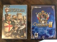 PC games x2