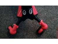 Mookie scramblebug