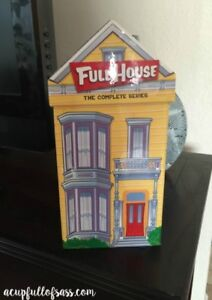 FULL HOUSE THE COMPLETE SERIES. 8 SEASON BOX SET