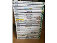 18 wii games