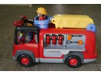Early Learning Centre Happyland Fire Engine Toy