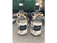 Kraken rum bottles x 2