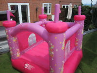 barbie bouncy castle without inflator