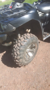 """New 27 12"""" clincher tires like to trade for more aggressive Tire"""