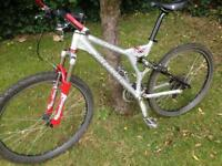 Specialized Stumpjumper Downhill old school Retro mountain bike bicycle - pashley Brompton Kona
