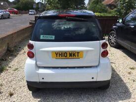 Smart Fortwo Passion MHD Auto. White.